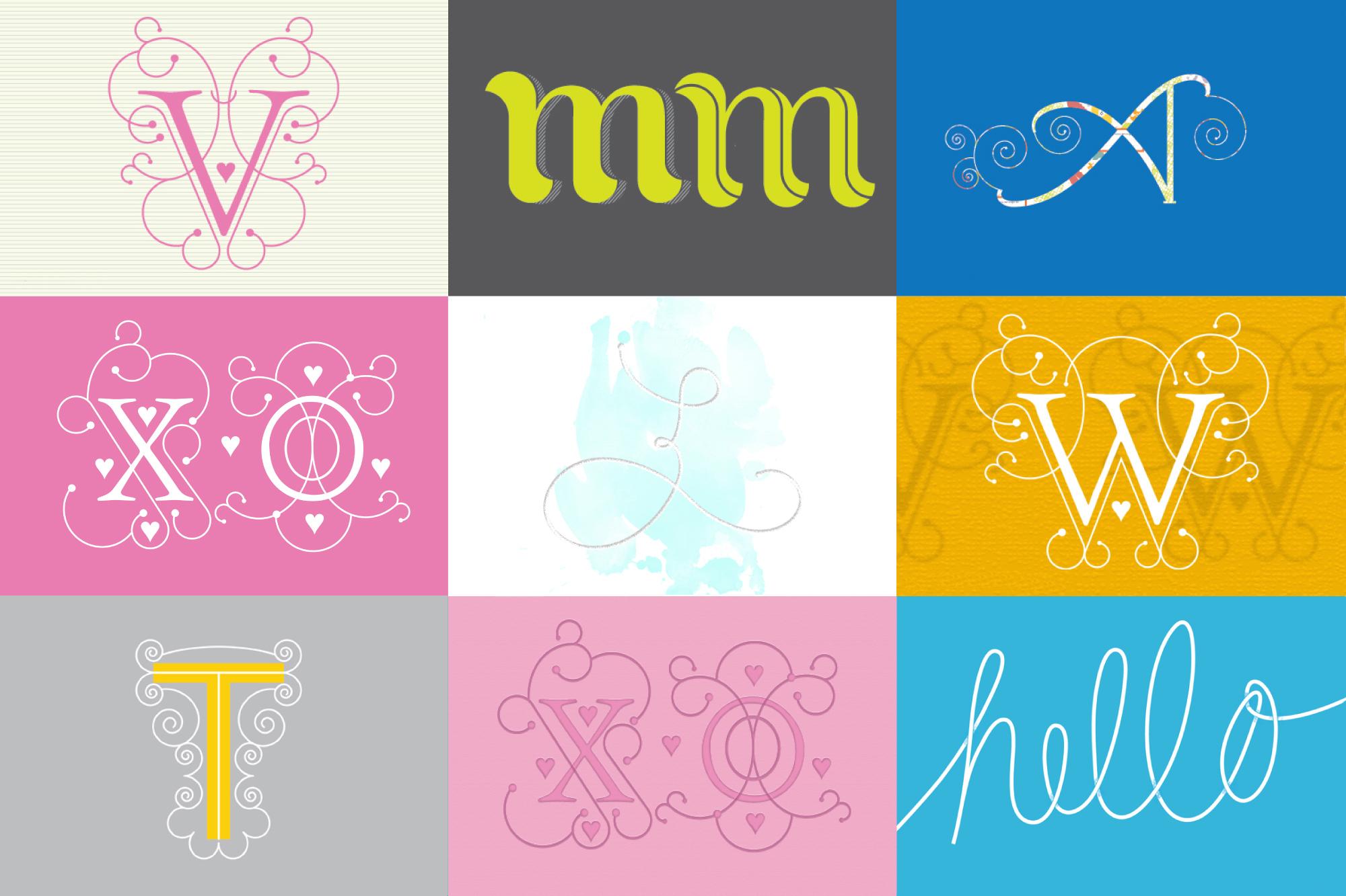 TS LaPointe Design custom typography